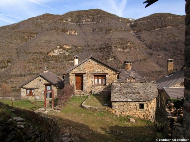 Bergua, el vivo ejemplo de que los pueblos comunicados pueden renacer