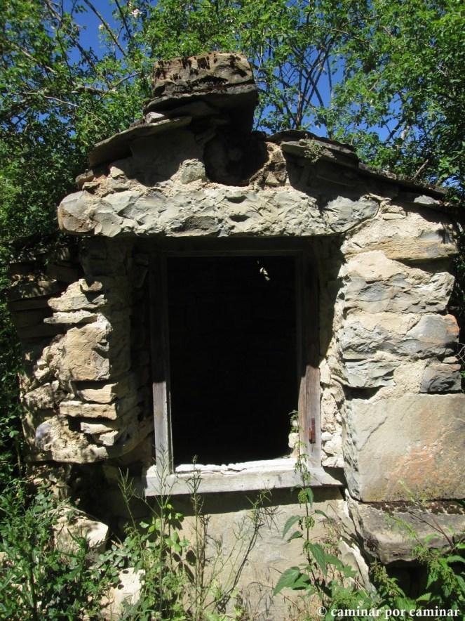 El viejo pozo de casa Constantina