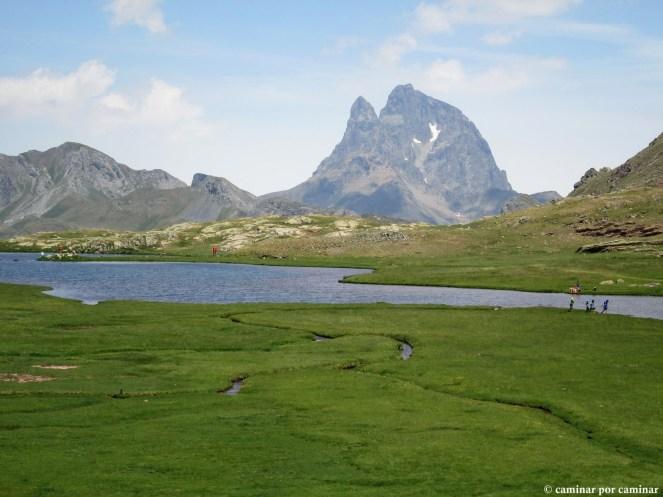 Midi d'Ossau, tremenda montaña