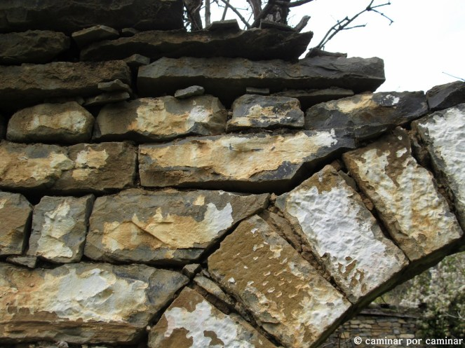 El trabajo artesano de la piedra