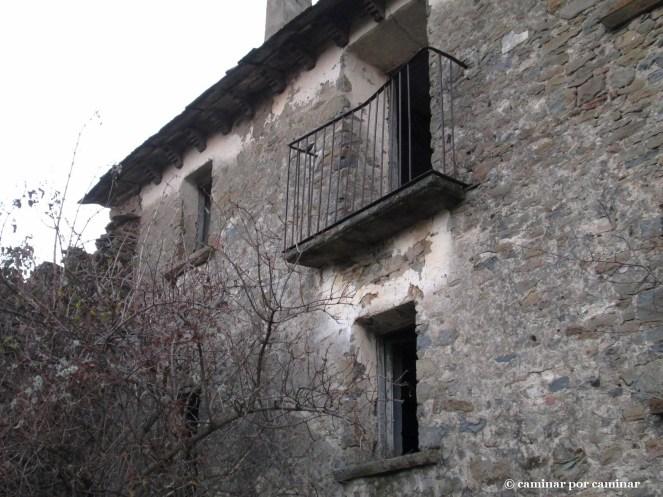 Detalle de la fachada principal