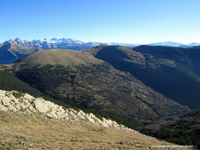 El refugio entre montañas donde se asienta Otal