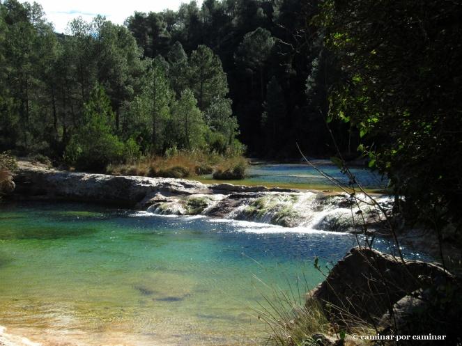 El río Ulldemó es paradisiaco