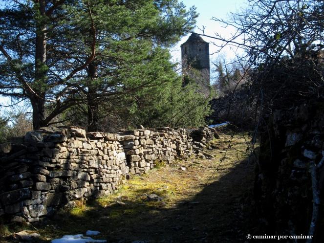 Llegamos a Muro, pequeña aldea de la Solana