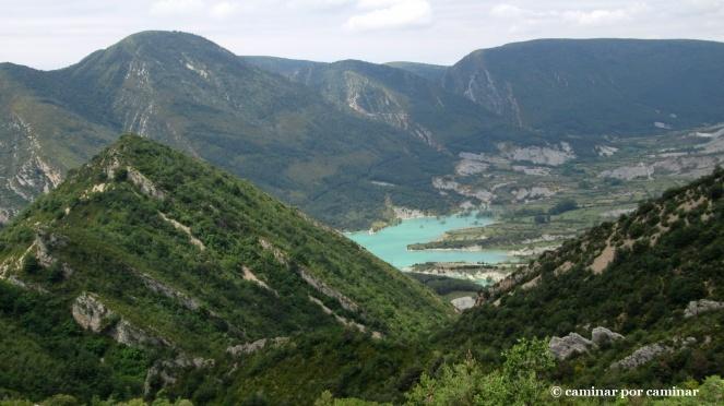 Entorno montañoso de Arguis