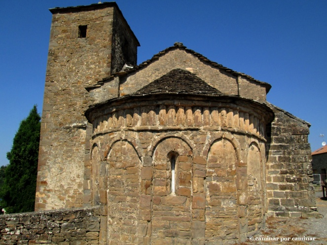 Santa María de Isún (siglo XI)