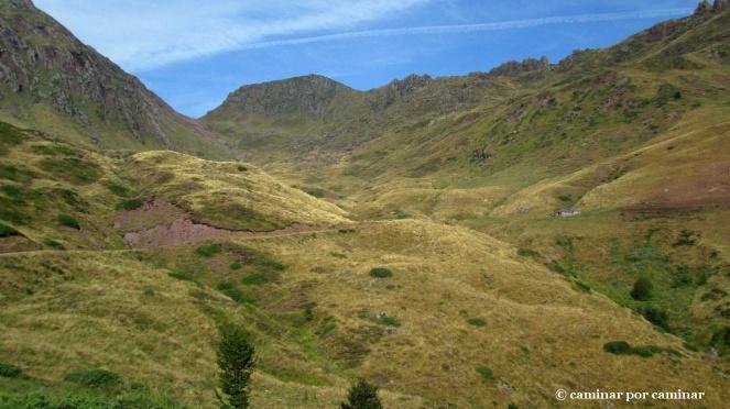 La Montagne de Couecq, vestida de finales de verano