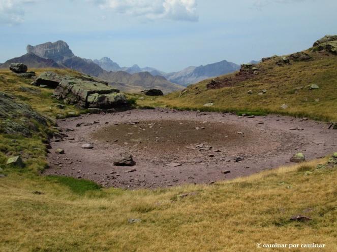 Sequía en la alta montaña