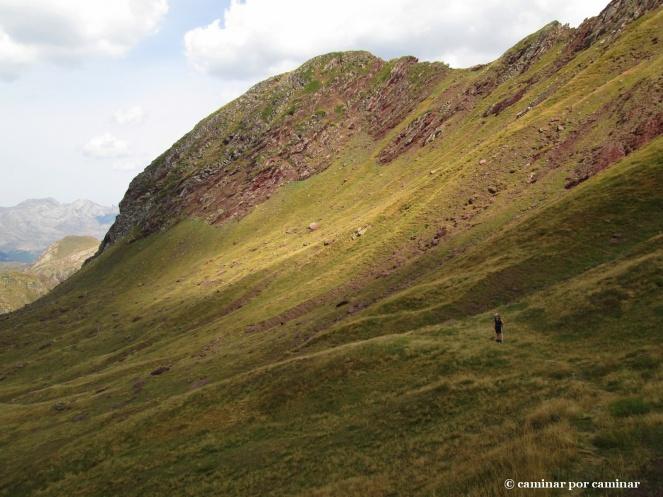 Hacia el Pico Acué