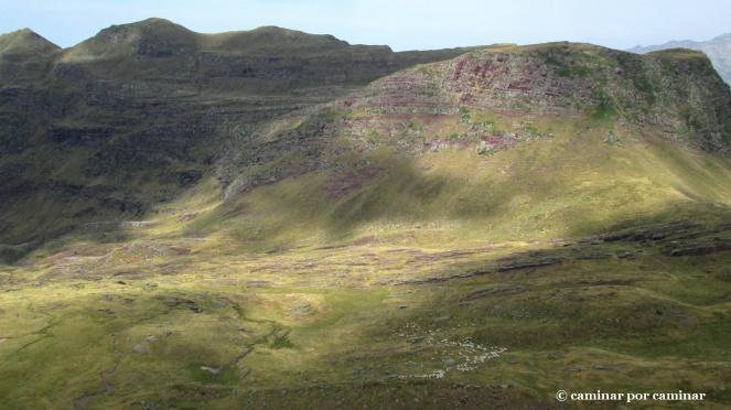 Hacia el Col de Couecq y lagos de Gabedallos