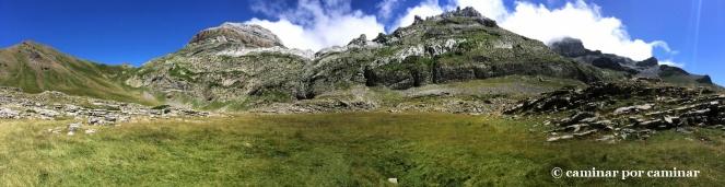 Panorámica del Rincón de Izagra