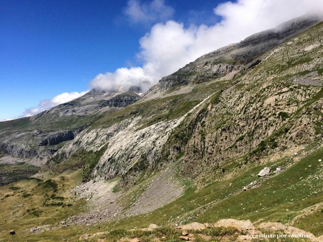 El Bisaurín y la Sierra de Bernera