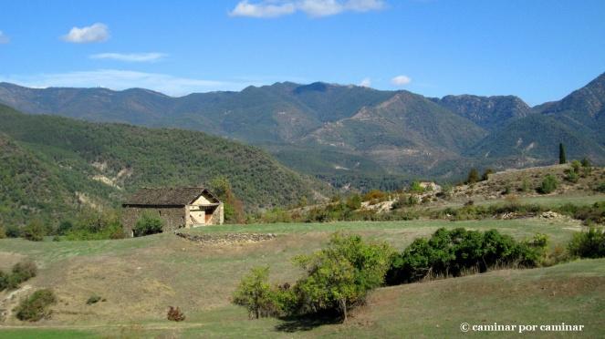 La Solana se muestra inmensa desde Albella