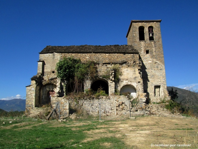 Iglesia de San Salvador de Albella