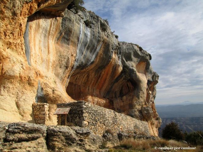 La oquedad prehistórica de Quizans