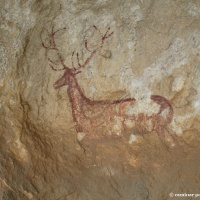 Ruta de Chimiachas, un paseo por la prehistoria