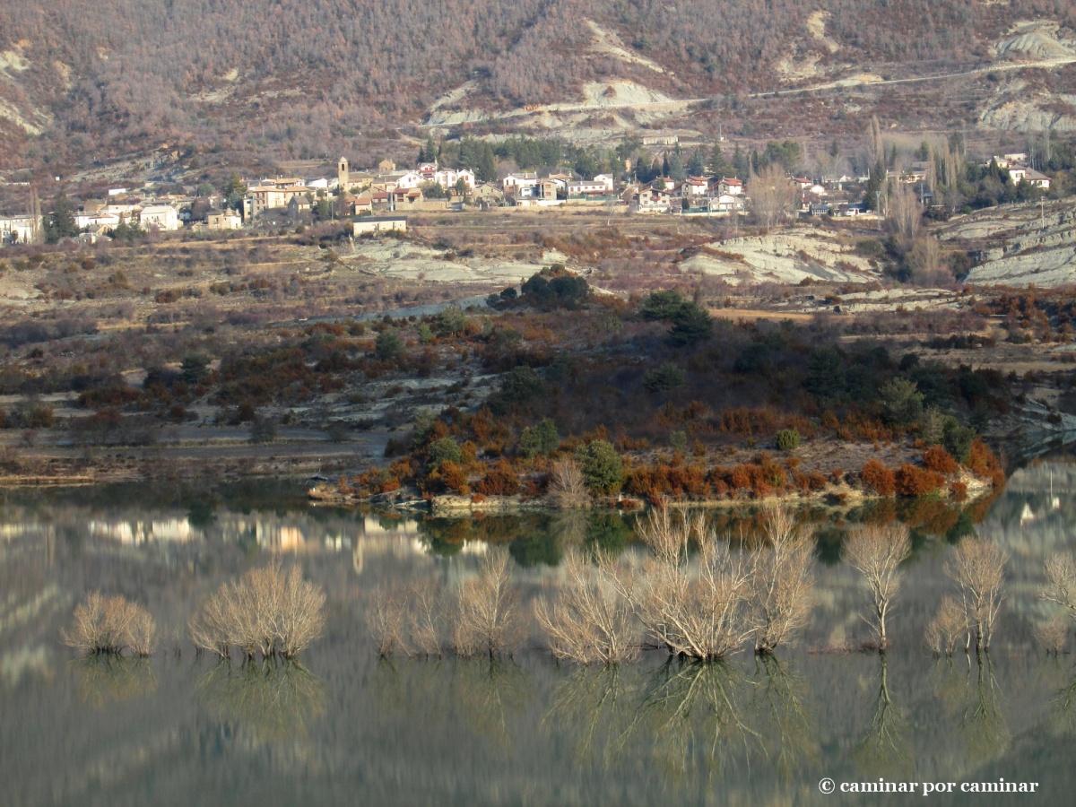 Arguis, una vuelta por el valle del Isuela