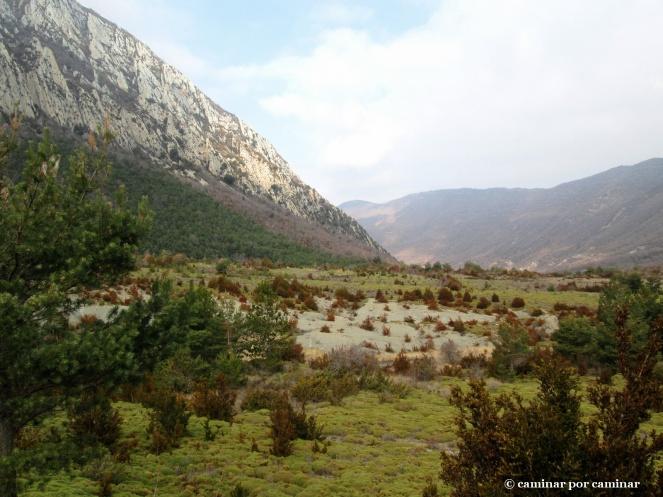 Cuando el Peiró se inclina se abre el valle de la Garona