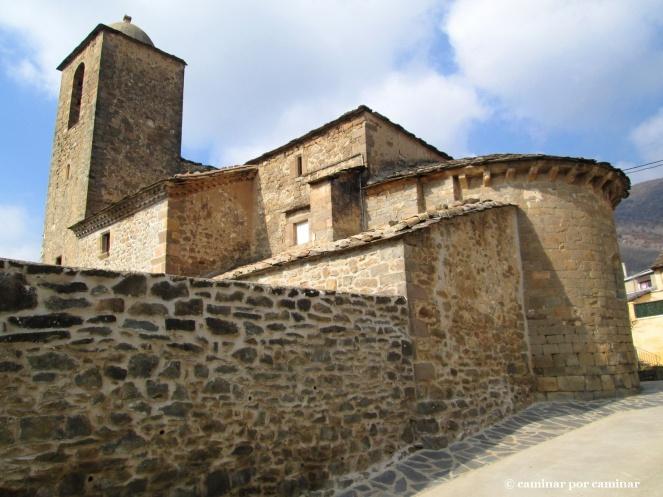 Iglesia románica de San Miguel en Arguis