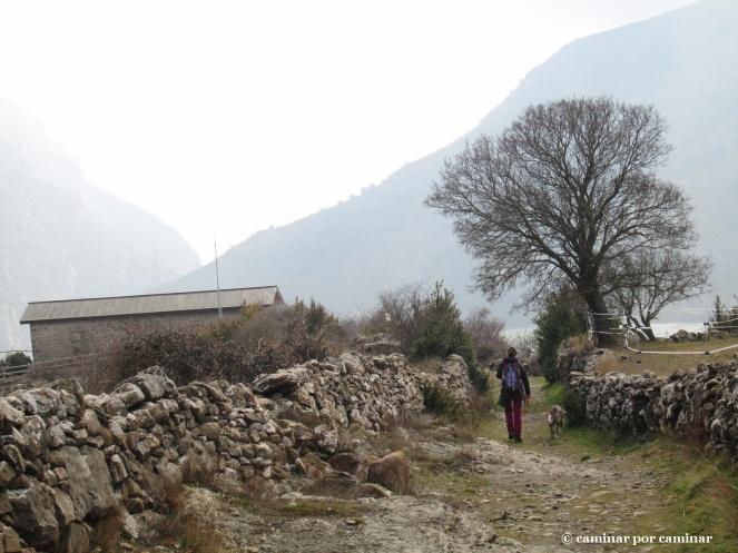 Últimos pasos por la ermita de Soldevilla