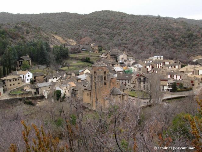 Santa María y su pueblo