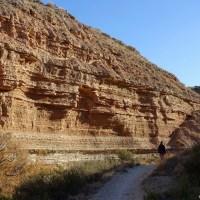 Barranco de la Morera, el interior de la estepa