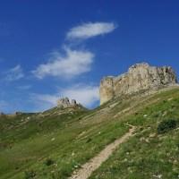 Las Peñas de Herrera, las torres del Moncayo