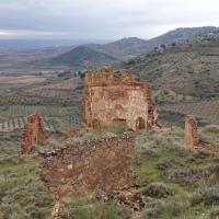 Convento y minas de Alpartir, el otro legado de la montaña